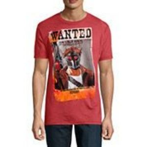 Marvel Star-Lord Wanted Poster Shirt